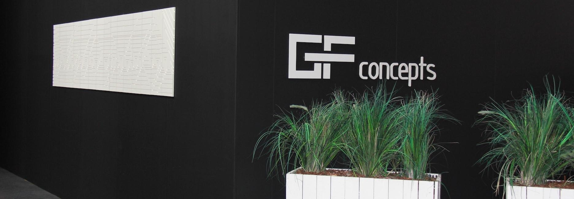 GF Concepts toonzaal
