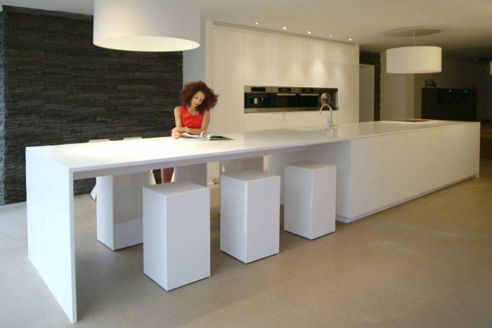 Keuken met details