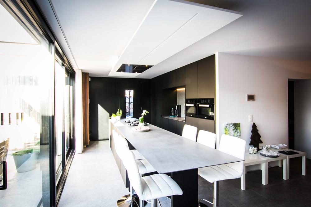 gerenoveerde keuken door GF Concepts