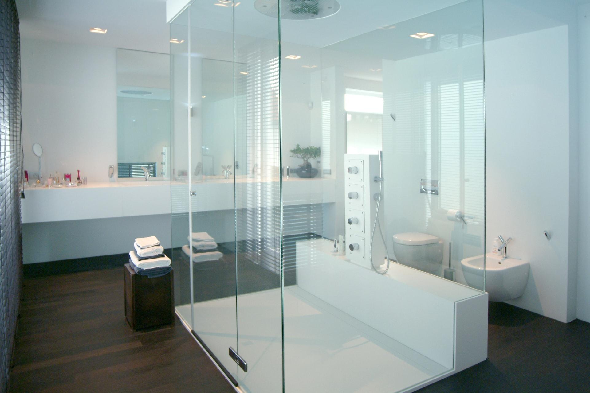 Badkamers ontwerpen